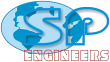 SP Engineers logo